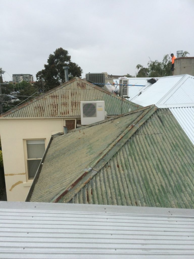Domestic Roof Replacement Moonee Ponds Acr Roofing