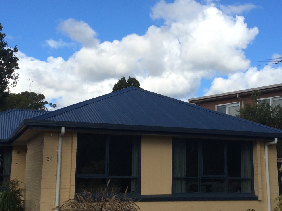 Domestic Roof Replacement Melbourne Frankston Acr Roofing