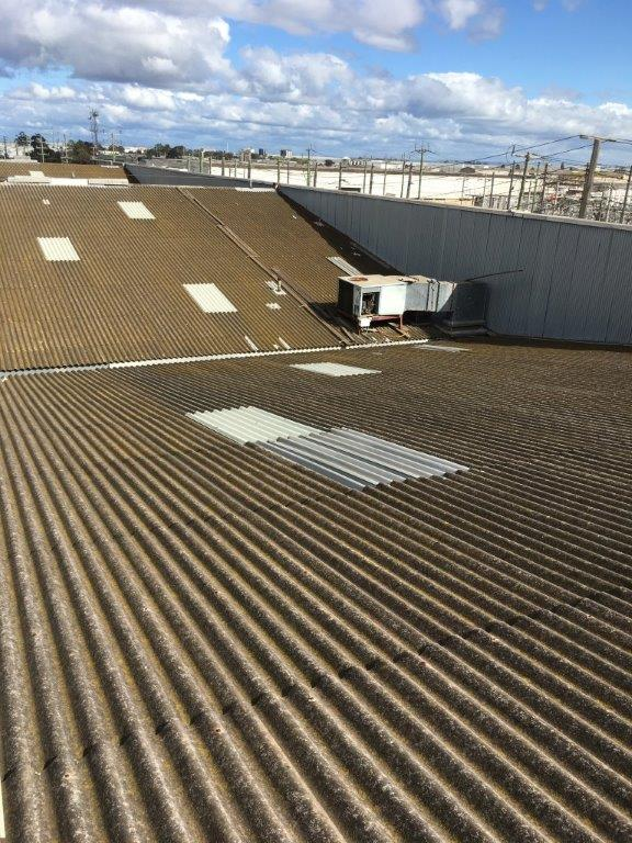Commercial Asbestos Removal Laverton Acr Roofing Melbourne