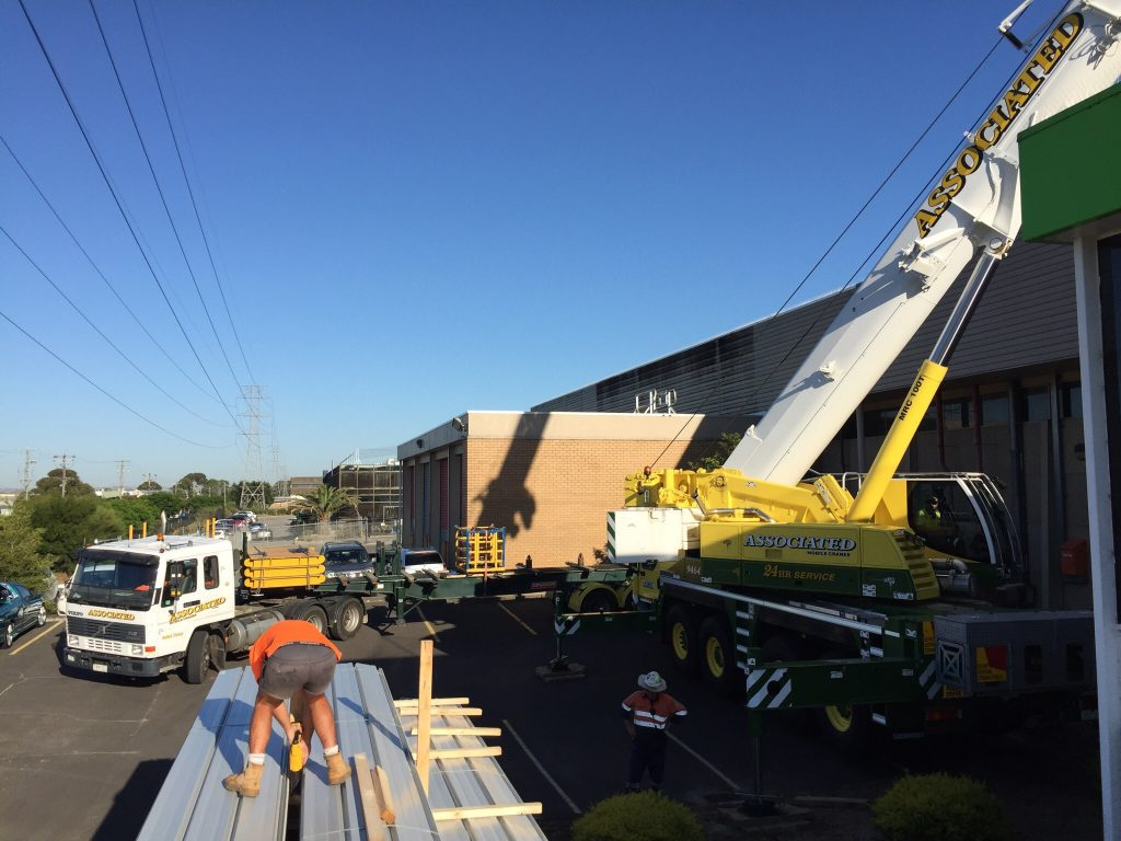 Melbourne Commercial Roofing In Clayton Acr Roofing