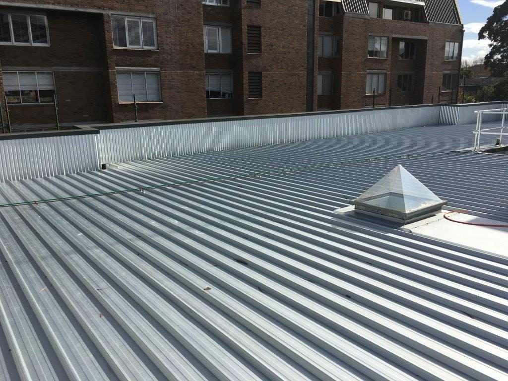Commercial Roofing Replacement South Yarra Acr Roofing