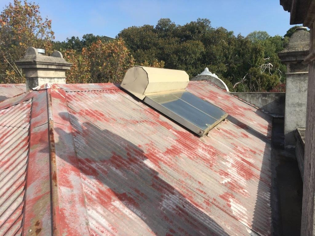 Roof Replacement Melbourne Fitzroy Acr Roofing Melbourne