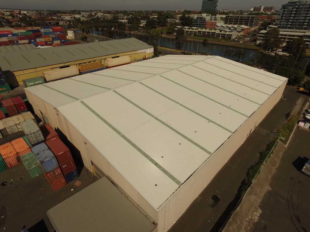 Commercial Asbestos Roof Replacement West Melbourne Acr