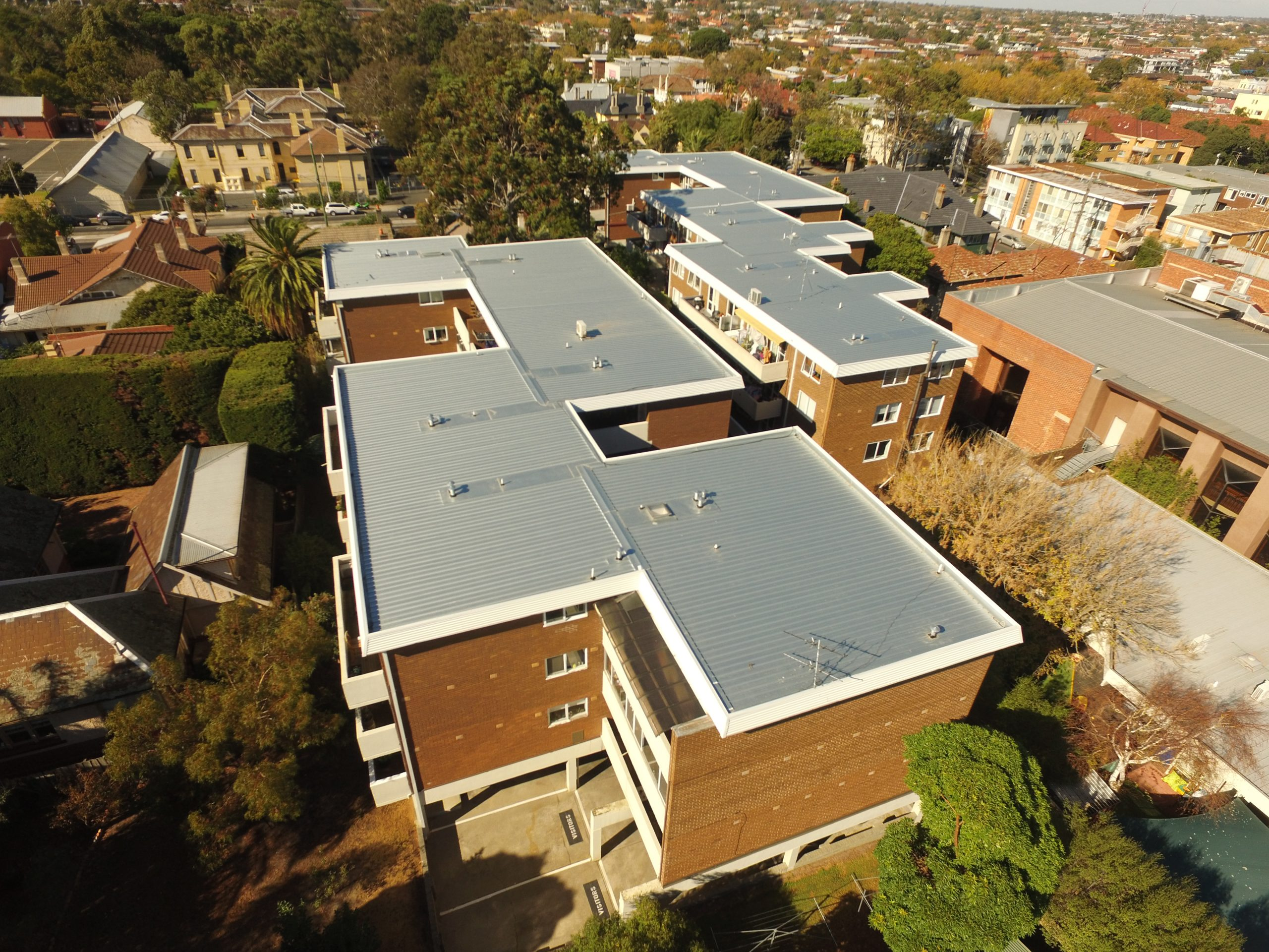 Colorbond Roofing Replacement Melbourne - ACR Roofing